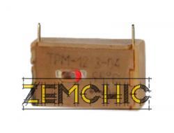 Реле температурное ТРМ-12