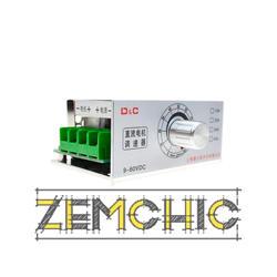 Фото ШИМ регулятора скорости двигателя постоянного тока 9-60V 40А
