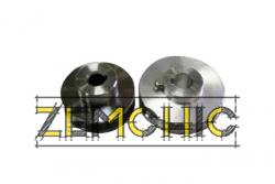 Шкив электродвигателя ЕКЗ-25