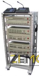 Комплекс аппаратуры громкоговорящей избирательной связи ИТС-8х40