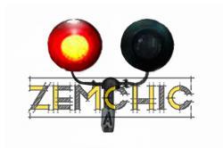 Светофоры переездные светодиодные СП2-200-АТ и СП3-200-А фото1