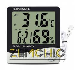 Термо-гигрометр HTC-2 фото 1
