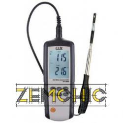 Термоанемометр DT3880 фото 1