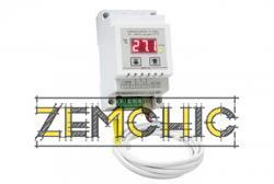 Терморегулятор РТУ-16/D