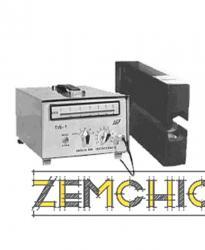 Толщиномер ультразвуковой ТУБ-1