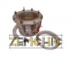 Уплотнительные устройства для клеровочных и утфеле-мешалок UTM-90