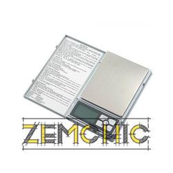Фото весов цифровых Notebook 8038 (±0.01 г / 500 г)