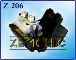 Зажим Z 206 фото 1