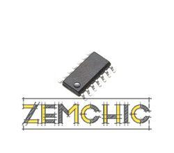 Фото 74HC4066D Микросхема мультиплексор
