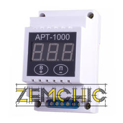 Амперметр — реле тока АРТ-1000 фото 1