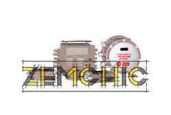 Аппарат контроля работы скребкового конвейера АКСК