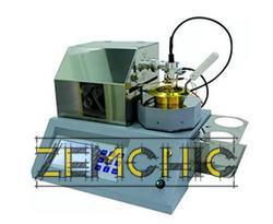 Аппарат ТВО для определения температуры вспышки