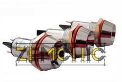 Фото арматуры светосигнальной AD22C-16 желтой