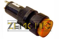 Фото арматуры светосигнальной NXD-211 желтой