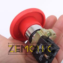 АСКО-УКРЕМ XB2-BR42 кнопка «грибок» - фото 3