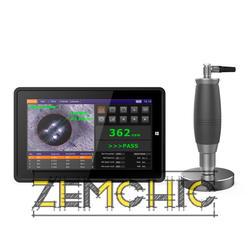 Фото автоматической системы измерения отпечатков по Бринеллю BrinScan
