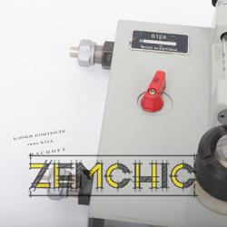 Блок контроля Б12А - общий вид 1