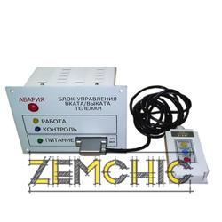 БУД-1 блок управления двигателем постоянного тока - фото