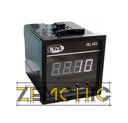 Частотомер-тахометр ИЦ406 - фото