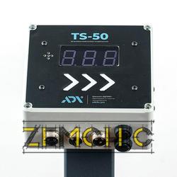 Cканер температуры TS-50 бесконтактный - фото 1