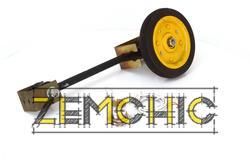 Датчик скорости транспортерной ленты ДСТЛ-002 фото1