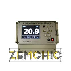 Кислородомер многоканальный Дозор-С-х-О2-655х