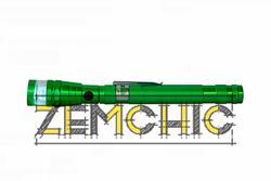 Фото фонарика с выдвижным магнитом ДМ-47