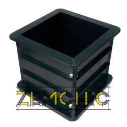 Форма куба 1ФК-150 пластиковая - фото