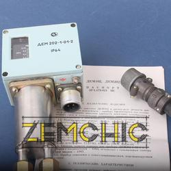 Фото 1 для ДЕМ-202-1-01-2 реле давления