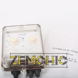 Фото №1 терморегулятора Т419