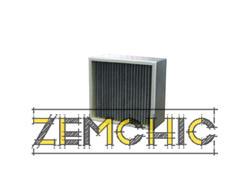 Фото ФяС-CП – фильтры воздушные угольно-пылевые складчатые