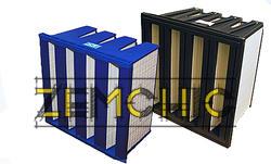 Фото ФяС-КТ – фильтры воздушные компактные для ВОУ газовых турбин (F6-F9)