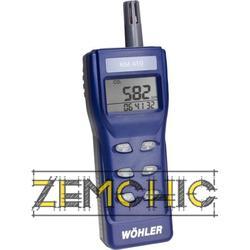 Газоанализатор Wohler KM 410 фото 1
