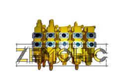 Гидрораспределитель ГР-520 фото1