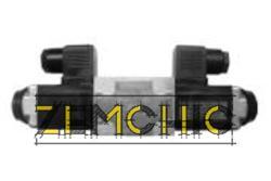 Гидрораспределители с электромагнитным управлением 4ГР3