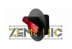 Головки светодиодные ГСП для переездных светофоров фото1