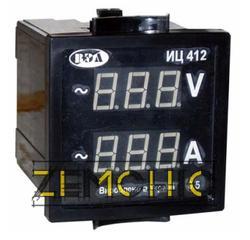 Цифровой индикатор для сварочного аппарата ИЦ412С - фото
