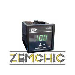 Измеритель-амперметр щитовой с цифровой индикацией ИЦ402 - фото
