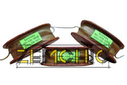Катушки типа МО-100-1