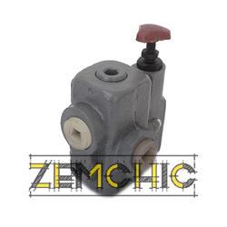 Клапан предохранительный 10-200-1-11 - вид спереди