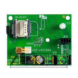 KM-GSM коммуникатор - фото