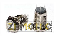 Фото кнопки металлической TYJ 16-312