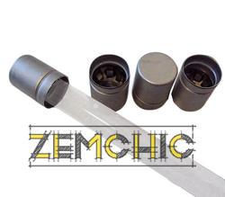 Колпачок-пробка алюминиевый К-1, К-2, К-3, К-5