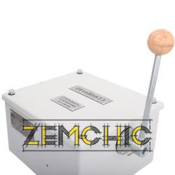 Командоаппарат потенциометрический взрывозащищенный типа КАПВ фото 2