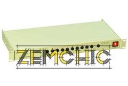 Коммутатор силовой КСЛ-2х5