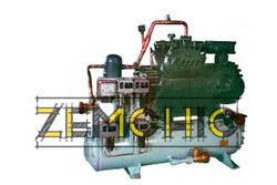 Компрессорно-конденсаторные судовые агрегаты 21АК, МАКБ, 22АК  фото1