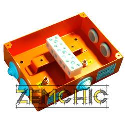 Крома-01-30 (К) коробка распределительная огнестойкая - фото 3