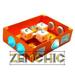 Крома-01-30 (Р) коробка распределительная огнестойкая - фото 2