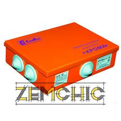 КРОМА-01-90 коробка распределительная огнестойкая - фото 1