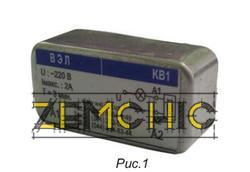 Реле времени для коридорного выключателя КВ1.1 - фото